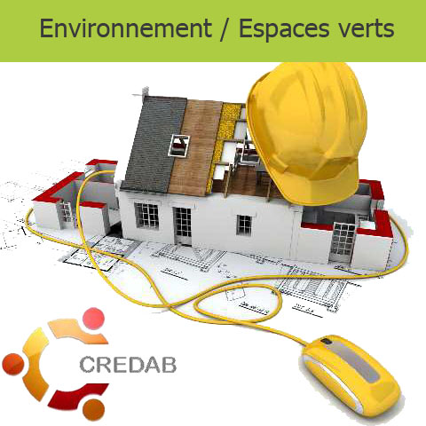 Credab formation for Espace vert toulon